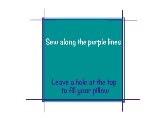napkin pillow 2