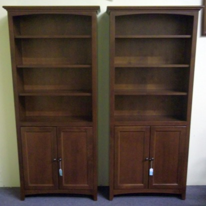 4503-38-Pair-of-Whittier-72-Inch-Bookcases-with-Lower-Doors