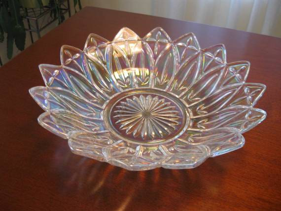 glass bowl 10 inch