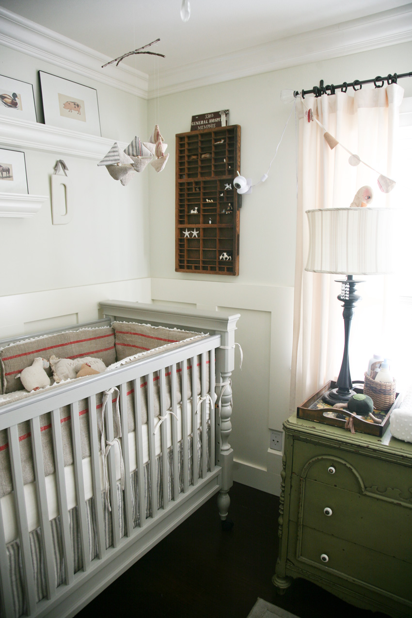 oops…we bought a crib  tickled in nyc - a