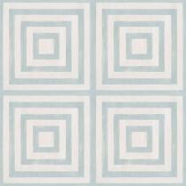 patternedinourgreyandwhiteconcentricdesign-thisdecorativevinylfloordecalstickerisaneasytemporarysolutionforfloorsmirthstudioperfectfordorms